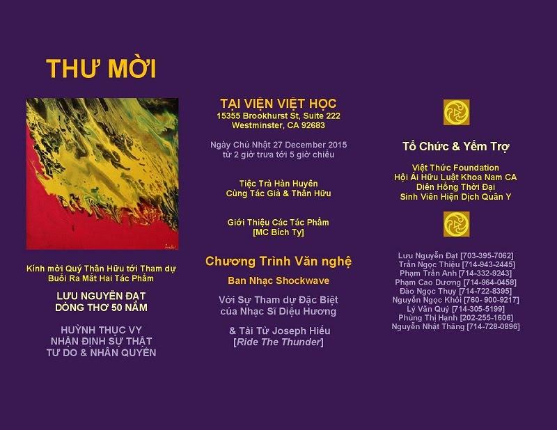 2015 NOV 22 THƯ MỜI VVH 800