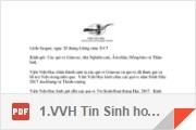 Tin Sinh-Hoạt Viện Việt-Học (File: # 1)